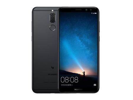 Maimang 6: así es el primer móvil de Huawei con pantalla sin marcos y cuatro cámaras, dos traseras y dos frontales