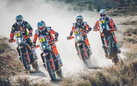 Ktm Dakar 2020
