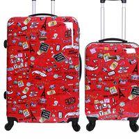 Día de la madre: juego de dos maletas con ruedas por 89,99 euros y envío gratis en Amazon
