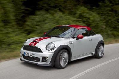 El Mini Coupé, desde 21.600 euros en España