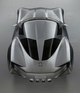 Nuevas imágenes del GM Corvette Centennial Design Concept
