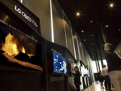 LG se ve obligada a aumentar la producción de los paneles OLED debido al crecimiento de la demanda