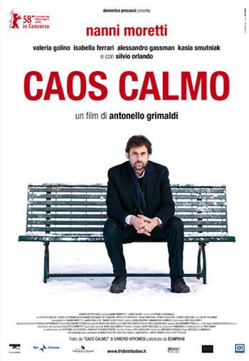 Póster y trailer de 'Caos Calmo', film protagonizado por Nanni Moretti