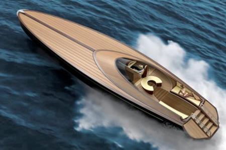 El Sea King, el yate de lujo pensado para Oriente Medio