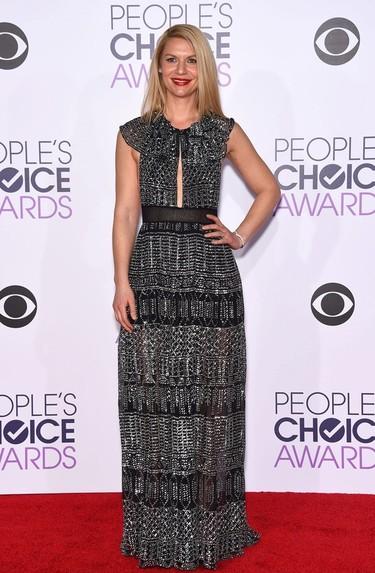Comenzamos el año con la alfombra roja de los People's Choice Awards 2016