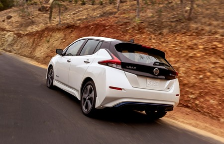 Nissan Leaf 2018 6