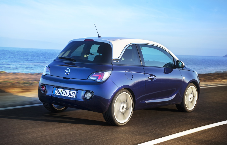 Foto de Opel Adam (12/50)