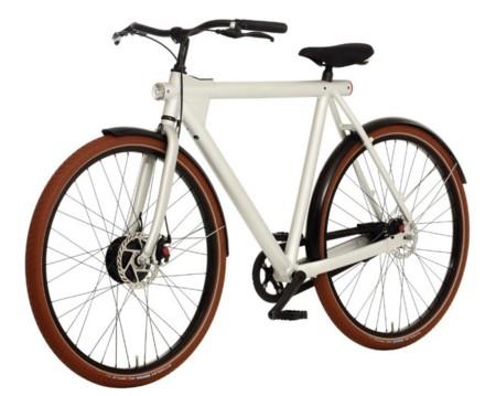 Vanmoof 10 Electrified, una bici de diseño eléctrico