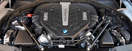 Motor BMW 750Li