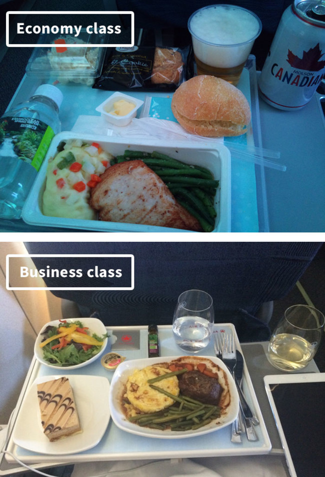 Airline Food 08