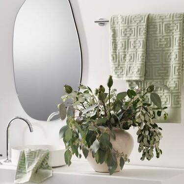 Los mejores textiles para actualizar el cuarto de baño con el mínimo esfuerzo (y gasto)