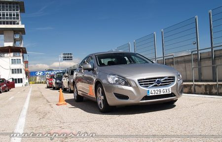 Jornadas Volvo de Conducción Segura 2012 Jarama 05
