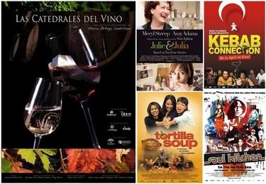 Muestra de cine y gastronomía de Málaga