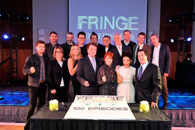100 episodios Fringe