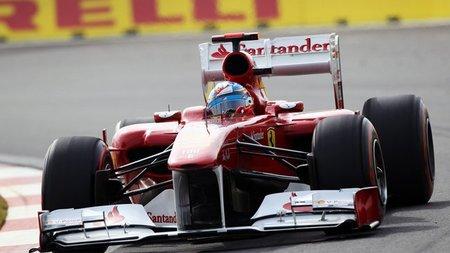 GP de Corea F1 2011: Fernando Alonso se rinde ante una carrera muy difícil