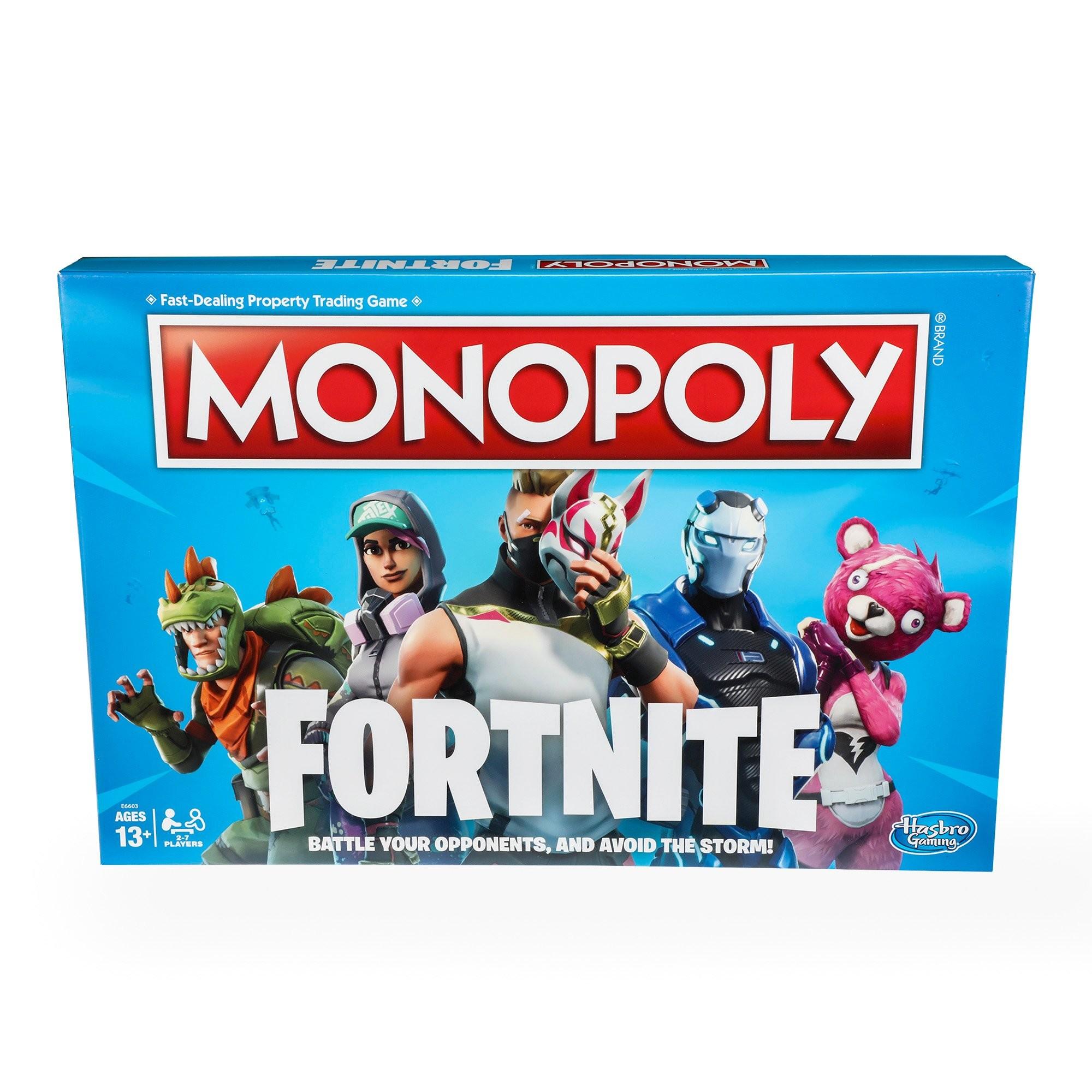 Foto de Monopoly de Fortnite (4/5)