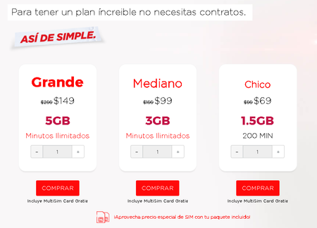Virgin Mobile Nuevos Planes Mexico
