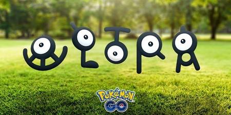 Pokemon GO - Unown