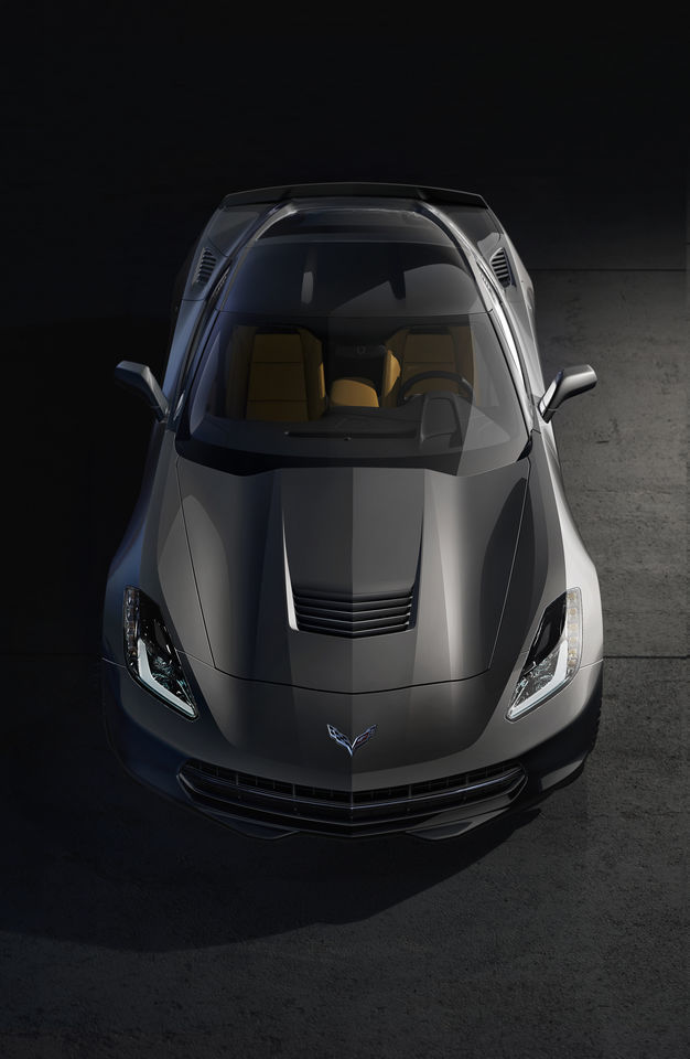 Foto de 2014 Chevrolet Corvette Stingray (29/43)