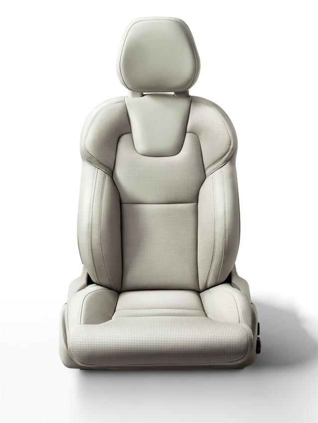 Foto de Volvo XC90, interior (18/39)