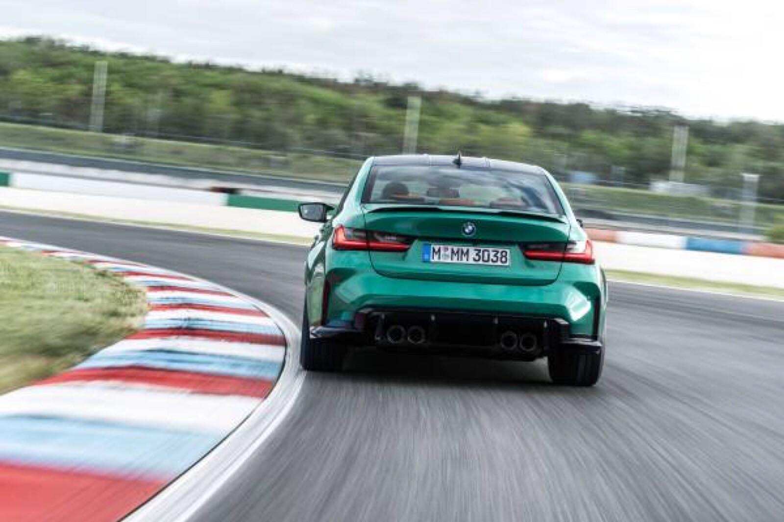 Foto de BMW M3 Competition 2021 (22/40)