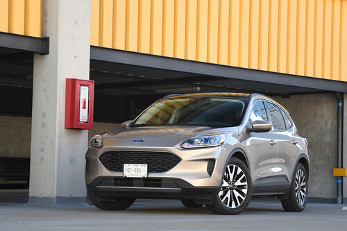 Ford Escape Hybrid, a prueba: tecnología y comodidad con consumo de auto pequeño