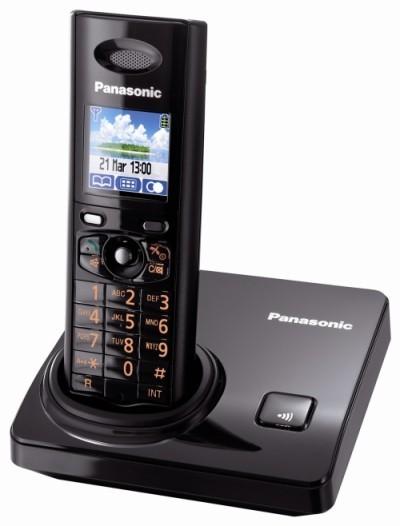 Teléfono inalámbrico Dect KX-TG8200 de Panasonic
