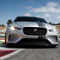 Jaguar XE SV Project 8 supera su propio tiempo en Nürburgring y rompe récord