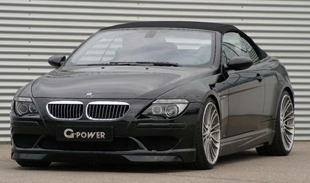 BMW M6 por G-Power