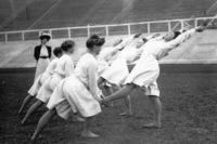 ¿Cómo eran los juegos olímpicos hace 104 años?