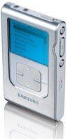 Samsung estrena el  YH-920GS, un reproductor de música portátil de 20 GB