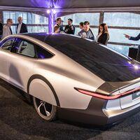 Lightyear One, el coche eléctrico con techo de recarga solar, se fabricará en cadena de cara a 2024 o 2025