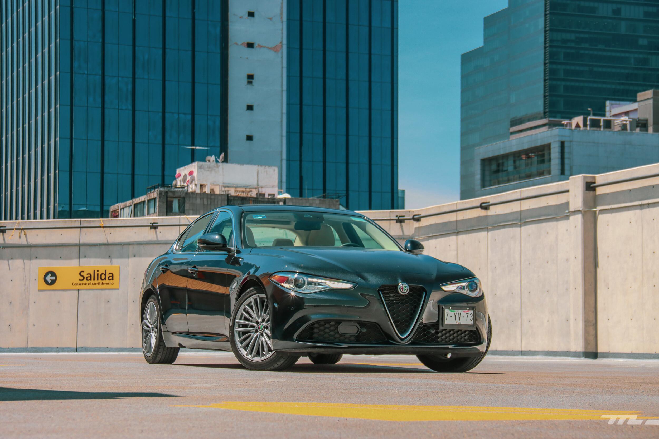 Foto de Alfa Romeo Giulia Lusso 2021 (68/83)