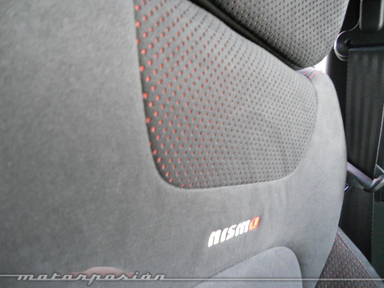 Foto de Nissan Juke Nismo (presentación propias) (40/45)