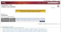 Microsoft prepara un servicio social de bookmarking