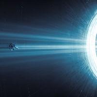 El corto de ciencia ficción que nos muestra al primer hombre que viajó más allá de la velocidad de la luz