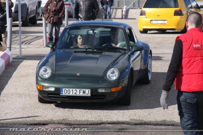 Porsche 911 993 Madrid