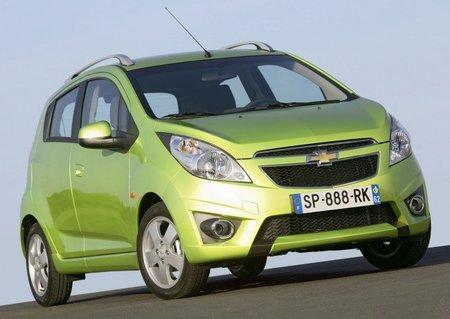 Chevrolet Spark eléctrico: irá a producción