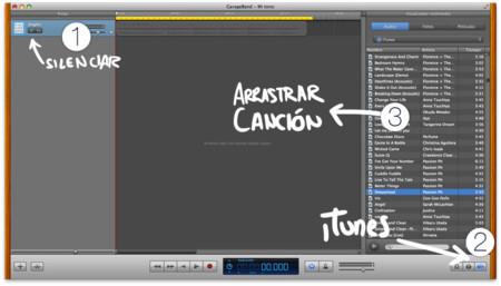 GarageBand tonos iOS 7