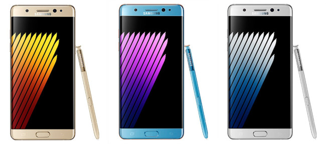 Note 7 2
