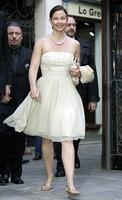 Ashley Judd de blanco, una mala elección para una boda