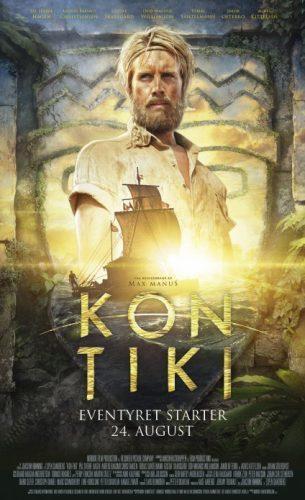 El cartel definitivo de Kon Tiki