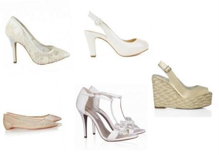 zapatos novia 2014