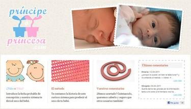 Príncipe o princesa: calendario lunar para conocer el sexo del bebé
