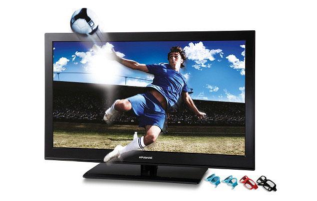 polaroid se pasa a los televisores 3d y los equipos multimedia de la mano de asda. Black Bedroom Furniture Sets. Home Design Ideas