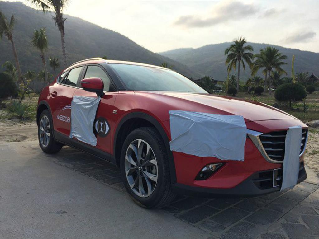 Foto de Mazda CX-4 (6/18)