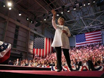 No, Hillary Clinton no es la primera mujer candidata a la presidencia de EEUU