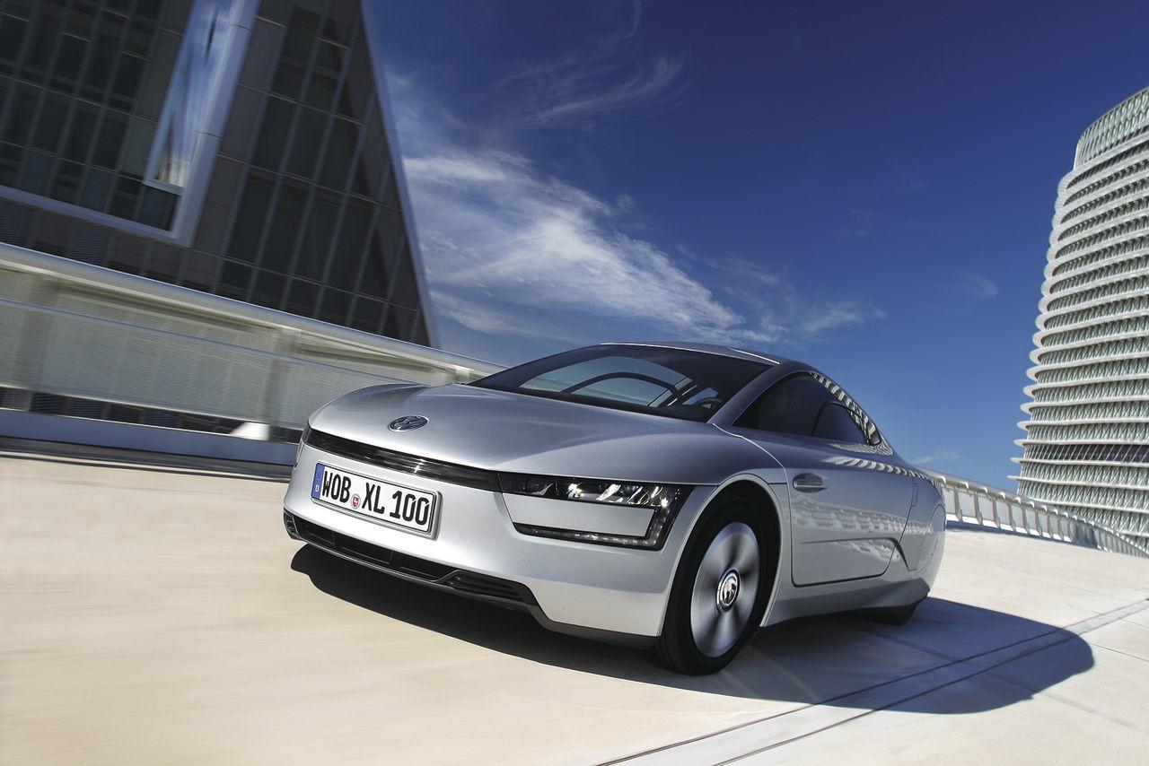 Foto de Volkswagen XL1 2013 (21/49)