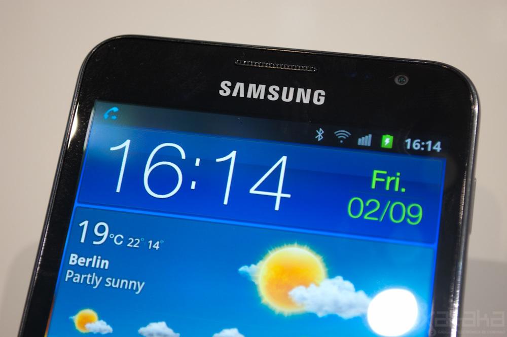 Foto de Samsung Galaxy Note en IFA 2011 (4/4)
