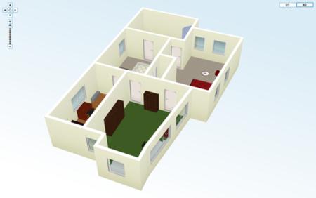 Floorplanner en 3D
